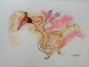 Bird Dance  - Birdgirl