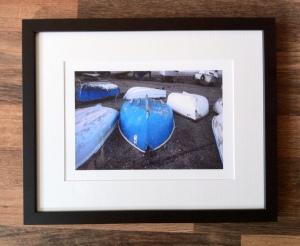 Blue Boats Helen Pendlebury