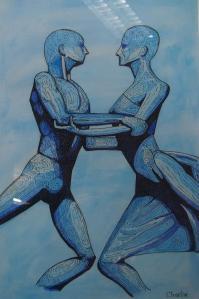 Dancers Charlie Frais
