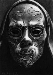 Death Mask - Marc D Lewis