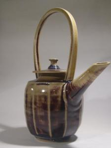 Tea Pot - Richard Robinson