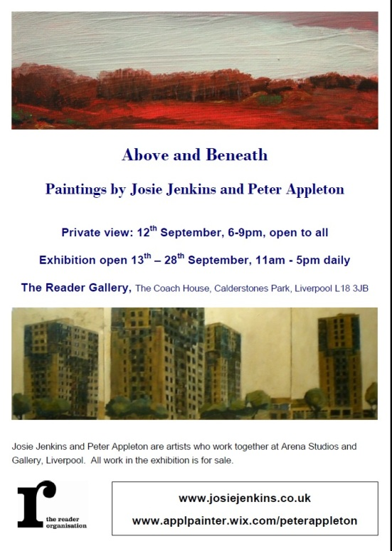 Above and Beneath Poster jpeg