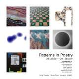 Arena Members Catherine Harrison and Janet Wilkinson exhibit in Patterns in Poetry