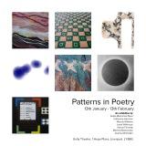 Arena Members Catherine Harrison and Janet Wilkinson exhibit in Patterns inPoetry