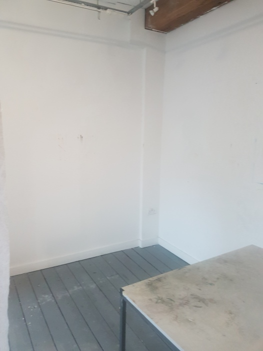 Studio space available £83 pm